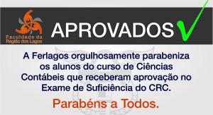 CRC APROVADOS